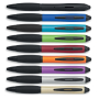 Cardiff black color touch balpen
