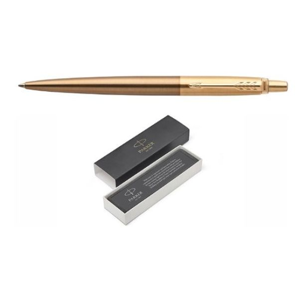 Parker Jotter Premium West End Brushed Gold